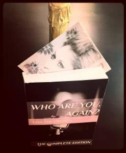 #WhoAreYouAgain Book & Album Launch